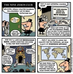 The Nine Zeros Club