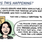 Anti-abortion group fundraising off ACLU comic