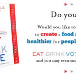 Book Plug: Eat Drink Vote