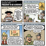 Cartoon Flashback: Freedom to Be Screwed