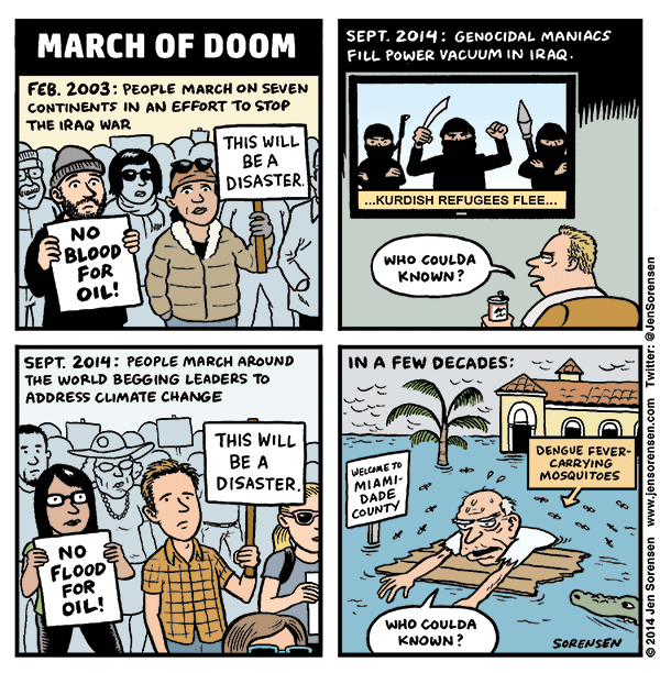 March of Doom