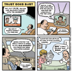 Trust Goes Bust