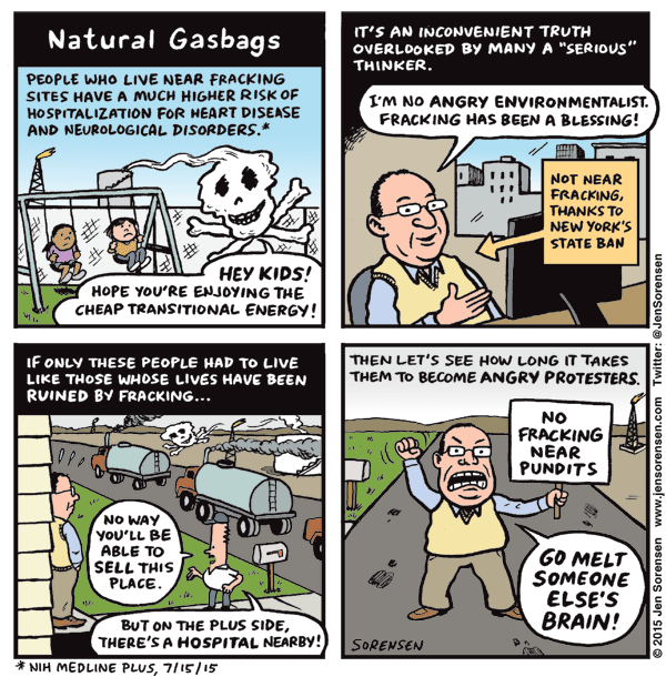 Natural Gasbags
