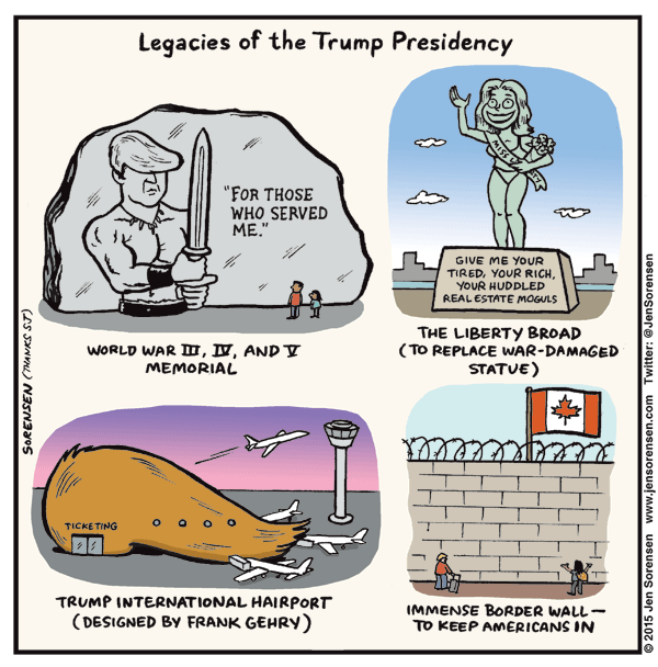 Legacies of the Trump presidency