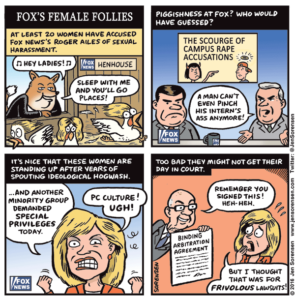 FOX's female follies