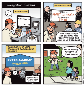 Immigration Fixation
