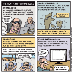 The next cryptocurrencies
