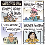 Future Veterans of the Information Wars