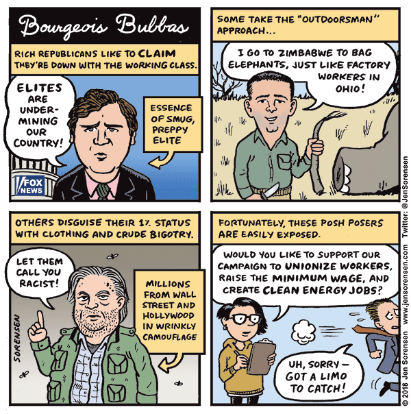 Bourgeois Bubbas