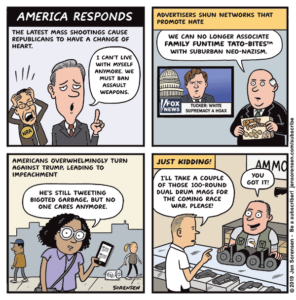 America Responds to Mass Shootings