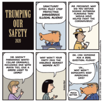 Trumping Our Safety 2020