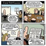 Fiscal Cliff Funnies