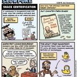 "This Week's Cartoon: ""Snack Gentrification"""