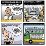 Giving Gas a Pass