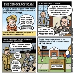 The Democracy Scam