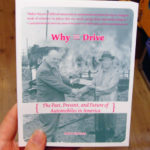 "Book Recommendation: ""Why We Drive"" by Andy Singer"