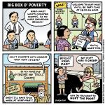 Big Box o' Poverty