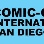 San Diego Comic-Con Appearances