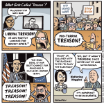 "What Gets Called ""Treason""?"
