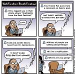 Notification Bloatification