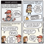 Sharp Advice
